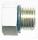 Hex Head O-Ring Plug