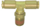 Male Branch Tee Swivel - (DOT)
